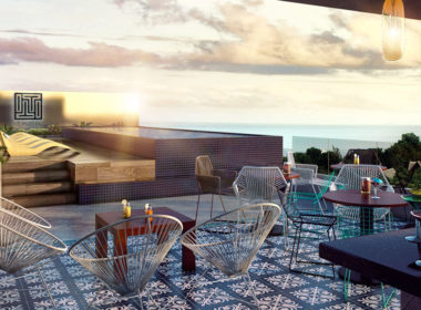 IT Hotel & Residences - Terraza