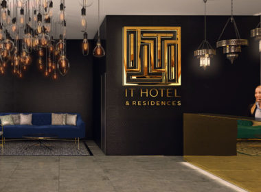 IT Hotel & Residences - Recepcion